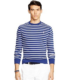 Polo Ralph Lauren® Men's Striped Club Terry Crew Neck