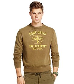 Polo Ralph Lauren® Men's Military Crew Neck Pullover