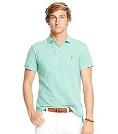 Polo Ralph Lauren Men's Classic-Fit Mesh Short Sleeve Polo Shirt
