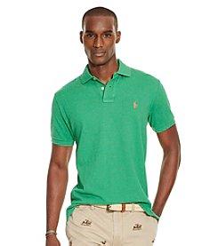 Polo Ralph Lauren® Men's Classic-Fit Short Sleeve Mesh Polo Shirt