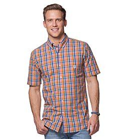 Chaps® Men's Short Sleeve Easy-Care Button Down Shirt