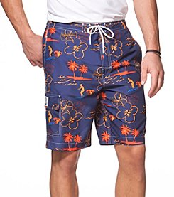 Chaps® Men's Surfer Boardshorts