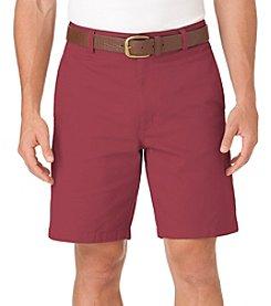 Chaps® Men's Flat Front Shorts
