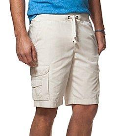 Chaps® Men's Drawstring Cargo Shorts
