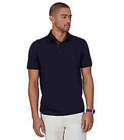 Nautica® Men's Short Sleeve Tech Polo