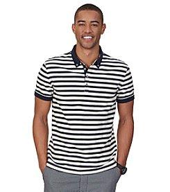 Nautica® Men's Short Sleeve Twill Polo