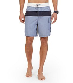 Nautica® Men's Mixed Colorblock Swim Trunks