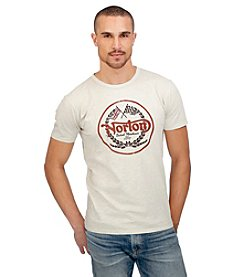 Lucky Brand® Men's Norton Raglan Short Sleeve Tee