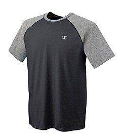 Champion® Men's Short Sleeve Vapor Cotton Tee
