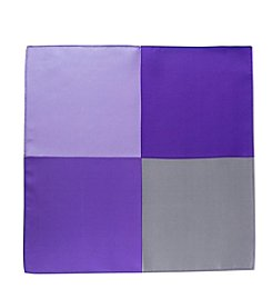 Van Heusen® Silk Colorblock Pocket Square