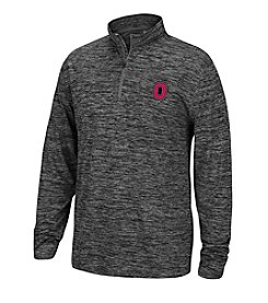 NCAA® Ohio State Men's Super Nova 1/4-Zip Long Sleeve Pullover