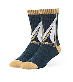 MLB® Milwaukee Brewers Men's Hot Box Socks