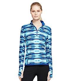Lauren Active® Jersey Mockneck Pullover