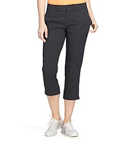 Lauren Active® Straight Stretch Capri