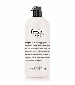 philosophy® Fresh Cream Body Lotion