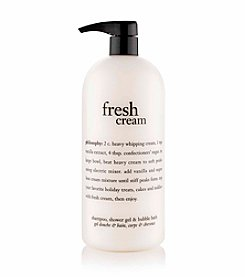philosophy® Fresh Cream Shower Gel
