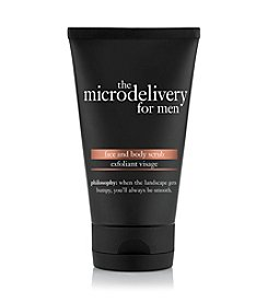 philosophy® For Men Face & Body Scrub