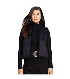 Lauren Ralph Lauren® Faux-Shearling Vest