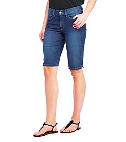 NYDJ® Petites' Christy Bermuda Shorts