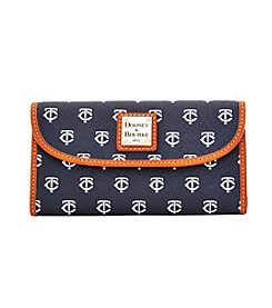 Dooney & Bourke® MLB® Minnesota Twins Continental Clutch