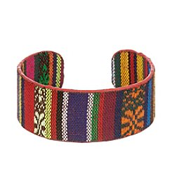 The Sak® Fabric Flex Cuff Bracelet