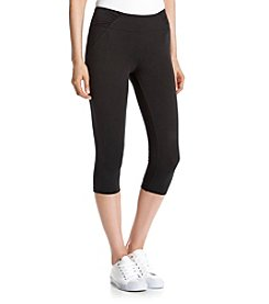 Marc New York Performance Ruched Crop Leggings