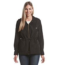 Calvin Klein Zipper Front Anorak Jacket