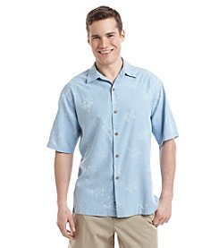 Tommy Bahama® Men's Aloha Floral Short Sleeve Button Down Camp Shirt