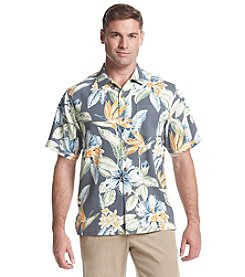 Tommy Bahama® Men's Big Island Blooms Short Sleeve Button Down Camp Shirt