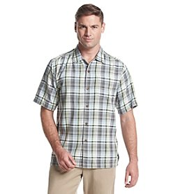 Tommy Bahama® Men's House Of Plaid Short Sleeve Button Down Camp Shirt