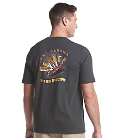 Tommy Bahama® Men's Keep Your Options Open Short Sleeve Tee