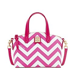 Dooney & Bourke® Chevron Ruby Satchel