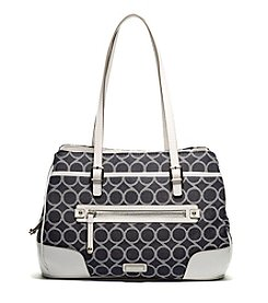 Nine West ®9s Jacquard Satchel