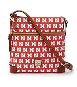 Dooney & Bourke® NCAA University of Nebraska Crossbody