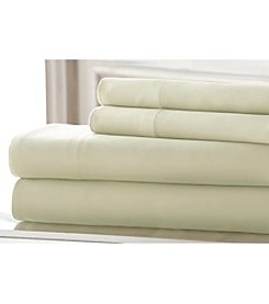 Pacific Coast Textiles® 220-Thread Count Bamboo Sheet Set