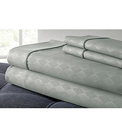 Pacific Coast Textiles® Diamond Sheet Set
