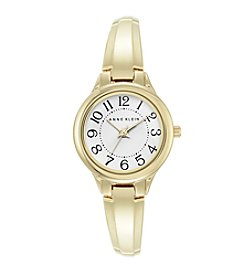 Anne Klein Goldtone Watch