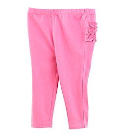 mix&MATCH Baby Girls' Ruffle Butt Leggings