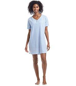 KN Karen Neuburger Short Sleeve Nightgown