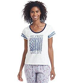 Tommy Hilfiger® Pajama Short Sleeve Shirt