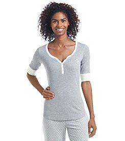 Tommy Hilfiger® 3/4 Sleeve Lounge Shirt