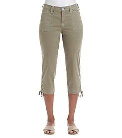 NYDJ® Abbie Crop Jeans