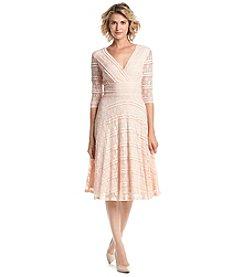 Sangria™ Lace Ombre Dress