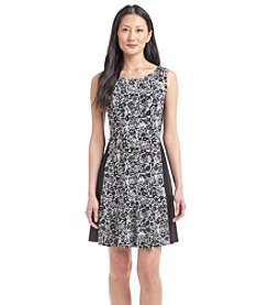 Connected® Petites' Floral Sheath Dress