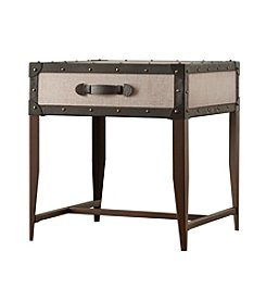 Home Interior Fairview Upholstered Accent Table