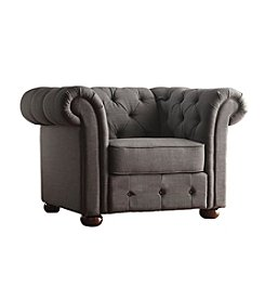 Home Interior Beacon Hill Button Tufted Chesterfield Armchair