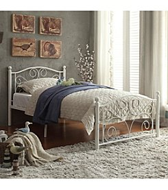 Home Interior Colina Metal Platform Bed
