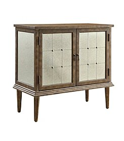 Home Interior Poppy Hills 2-Door Mirrored Cabinet
