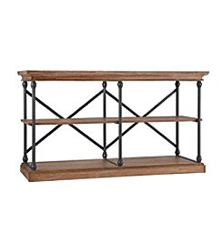 Home Interior Glendale 2-Shelf TV Stand Console