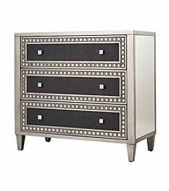 Home Interior Flynn Mirrored Cabinet